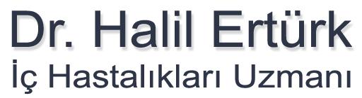 Uzm. Dr. Halil Ertürk